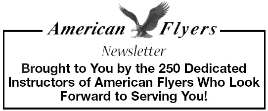 June 2007 Aviation newsletter including how to articles for both the learn to fly and experienced pilot.