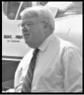 Pilot Professor Mike Bliss
