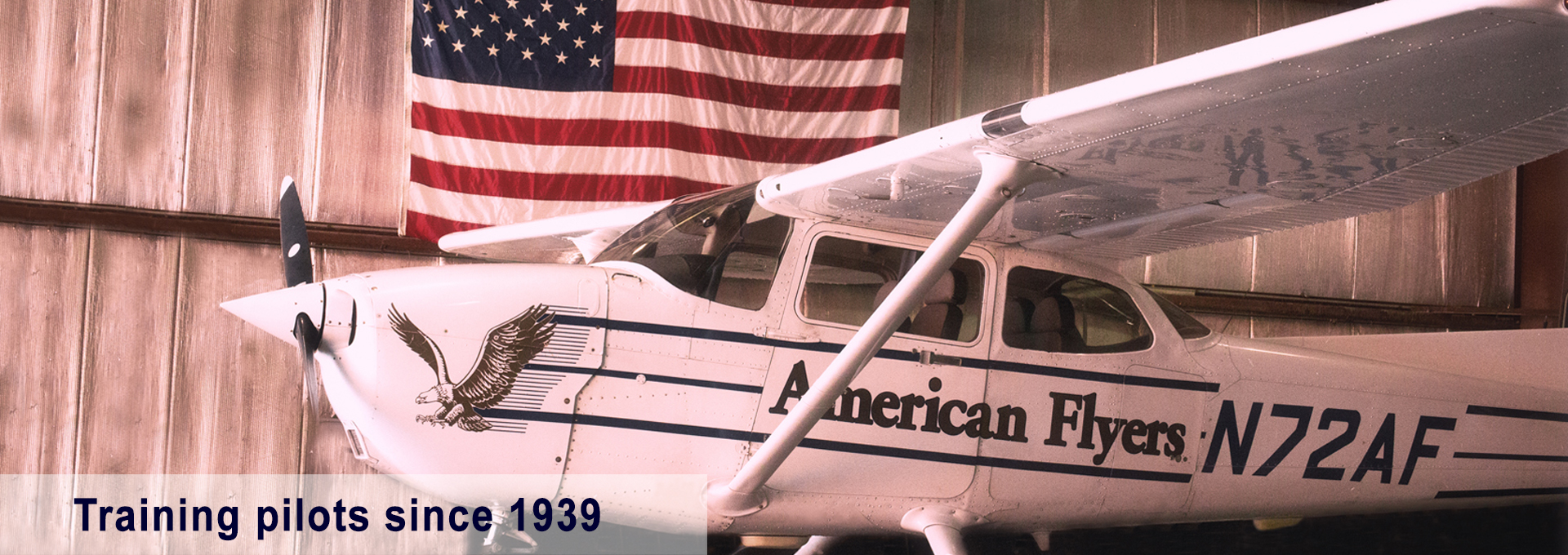 Pilot Training Specialists since 1939